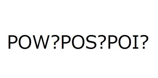 pow-pos-poi