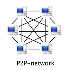 PtoPのモデル図